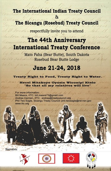IITC 44th Treaty Conference 2